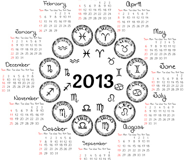 Napoved za leto 2013