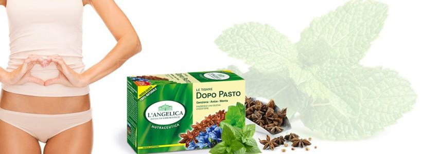 Zeliščni čaj za boljšo prebavo