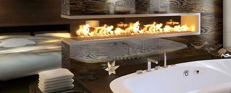 Ploščice imitacija lesa v kopalnici