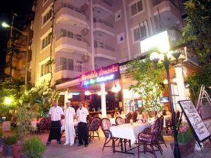 Hotel v Turčiji