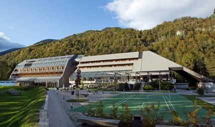 Hotel v Kranjski gori