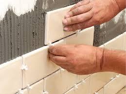 Polaganje stenskih ploščic