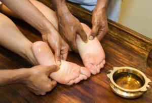 tip masaže ayurvedska masaža