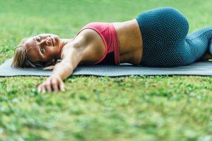 vaje za hrbtne mišice